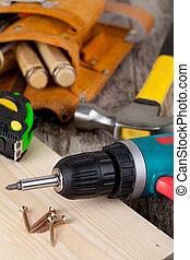 ensemble, outils