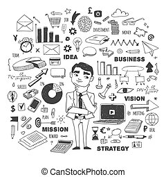 ensemble, presentation., business