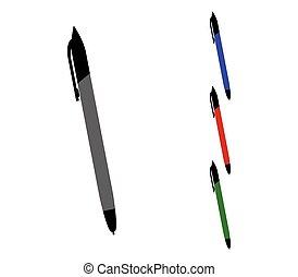 ensemble, stylos