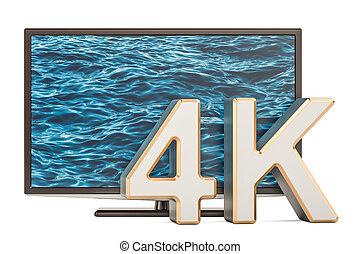plat concept tv vert hd 3d plat hdtv cran. Black Bedroom Furniture Sets. Home Design Ideas
