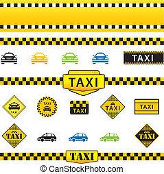 ensemble, taxi