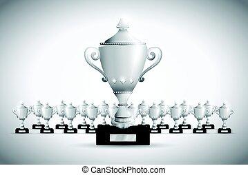 ensemble, trophées