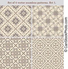 ensemble, vendange, patterns.set, seamless, 4, 1.