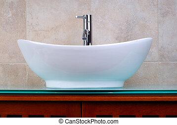 ensuite, cuarto de baño