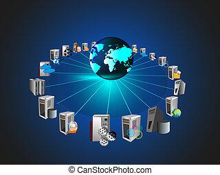 Enterprise application integration - Concept of...