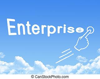 enterprise message cloud shape