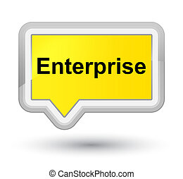Enterprise prime yellow banner button