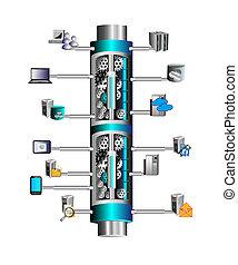 Enterprise Service bus - Concept of Enterprise service bus...