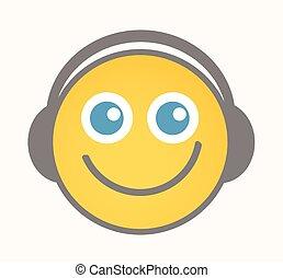 Entertainment - Cartoon Smiley