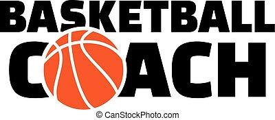 entraîneur, basket-ball
