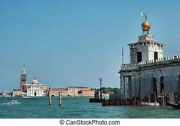 Venice - Entrance of Venice