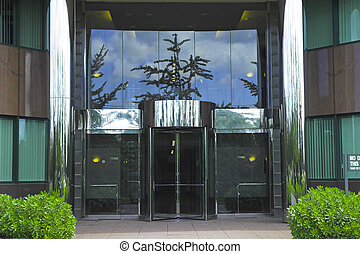 Entrance - Building Entrance
