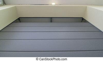 entrata, porta,  garage, sezionale, automatico, sollevamento