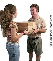 entrega, 1, receiving