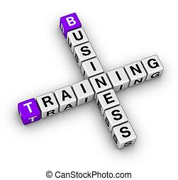 entrenamiento, empresa / negocio