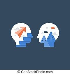 entrenamiento personal, luego, crecimiento, rápido, intensivo, potencial, motivación, rápido, positivo, nivel, aprendizaje, mindset, desarrollo