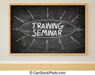 entrenamiento, seminario
