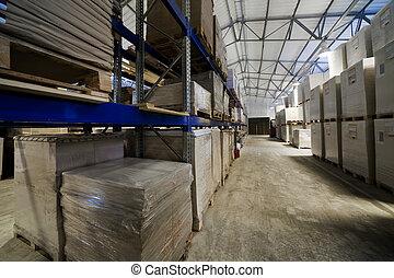 entrepôt