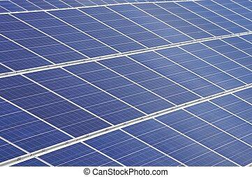 entrepaño photovoltaic