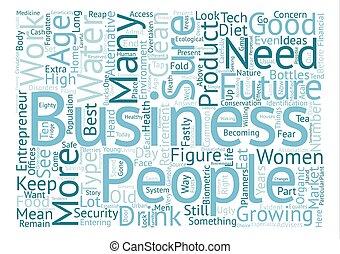 entrepreneur ideas text background word cloud concept