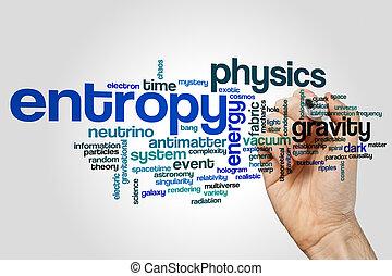 entropy, 詞, 雲