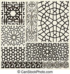 entwürfe, arabeske