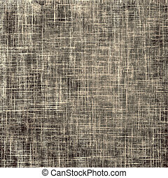 envejecimiento, diferente, old-style, gray;, color, brown;, plano de fondo, negro, patterns:, texture.