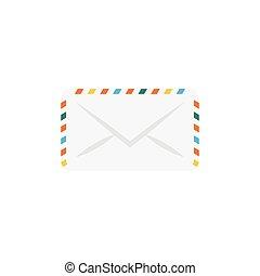 envelop flat icon