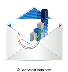 Envelope and business graph