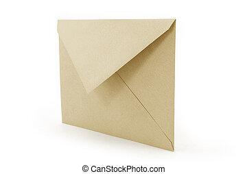 envelope, concept of communication