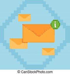 Envelope Digital Marketing Email Inbox Message Send Business Mail