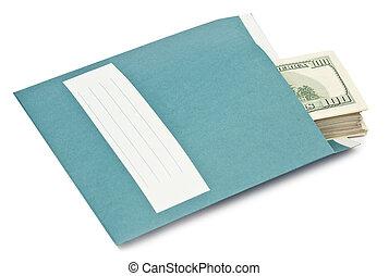 envelope dinheiro