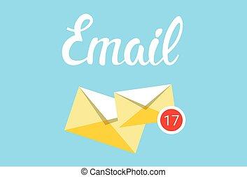 Envelope Email Inbox Message Send Business Mail