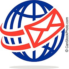 Envelope Email Logo Template Illustration Design. Vector EPS 10.