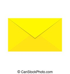Envelope icon - vector.