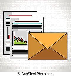 envelope message data server