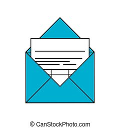 envelope message email icon