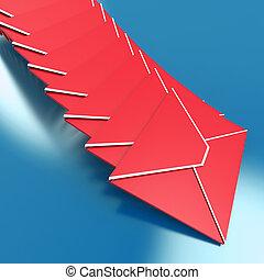 Envelopes Shows Mailing Technology Worldwide Inbox Folder