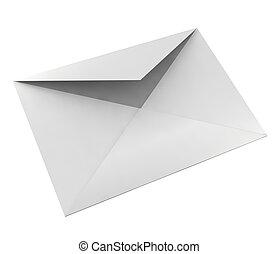 enveloppe, 3d