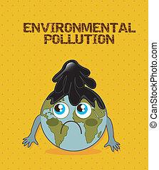 enviromental, 汚染