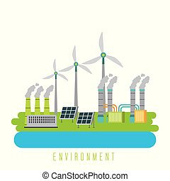 environment energy ecology green sustainable