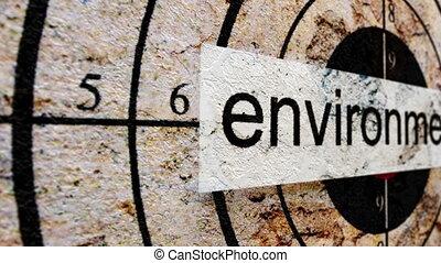 Environment geunge concept