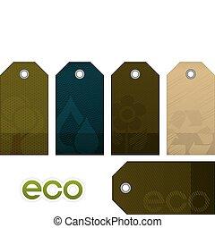 Environment vector tag set