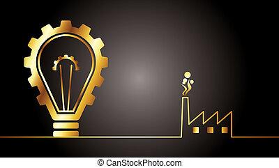 environmental bulb idea