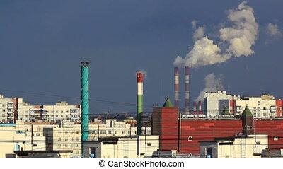 Environmental contamination.