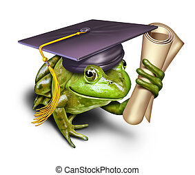 Environmental Education - Environmental education symbol as...