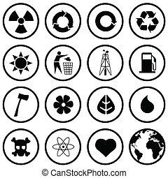environmental icons