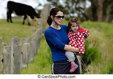 Environmental Issues Facing Dairy Farmers
