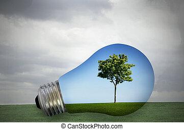 environmentally εξυπηρετικός , ενέργεια