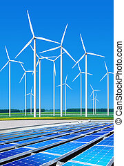 environmentally benign wind turbines